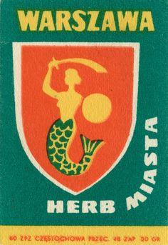 Mermaid - the symbol of my maternal ancestors' home city