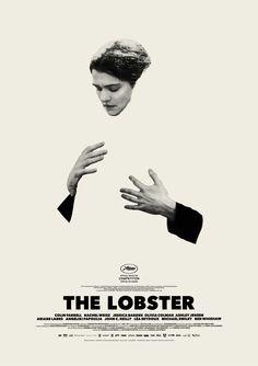 """Rachel Weisz in """"The Lobster"""" poster"""