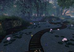 Fantasy Faire 2014 Sim -Fairelands Junction Fantasy, Sims, River, Places, Outdoor, Outdoors, Mantle, Fantasy Books, Outdoor Games