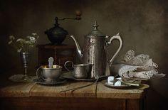 #still #life #photography • photo: ~ Кофе сбежал... ~ | photographer: Елена Татульян | WWW.PHOTODOM.COM