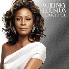 Whitney Houston - I Look To You [Cd] Sony Superstar