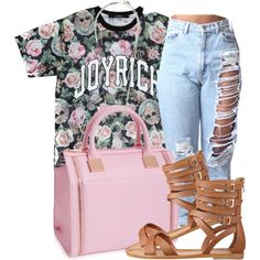 Untitled #106, created by trillest-fashionx on Polyvore