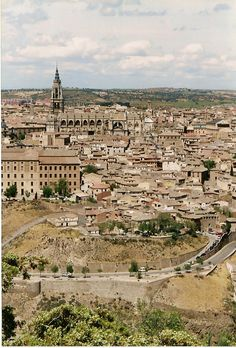 I shall return to Toledo in the Future.....wait for me Spain <3