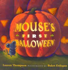 Halloween book for preschoolers. Why I like Mouse's First Halloween for language and literacy development.