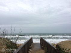 12/6/16: Rainy day at the beach - High 60°, Ocean 54°