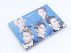 SHINEE Portable Photo Memo Pad KPOP Korean K Pop Star