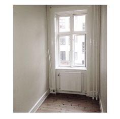Første møde med mit walk-in-closet