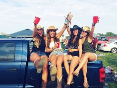 11 Things You Should Try In The Bed Of A Truck