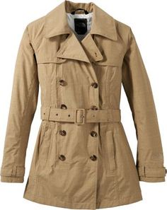 The North Face® Women's Maya Jacket.  Lightweight, functional, and stylish rainjacket