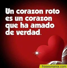 Imagenes Y Frases De Corazones Rotos Imagenes De Amor Corazon