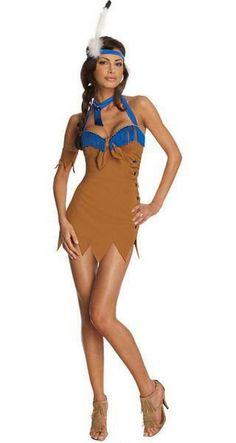 Disfraz Pocahontas | Disfraces Originales
