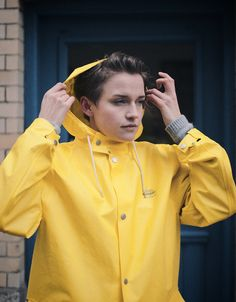 Grundéns Jacket - Don't get caught in the rain without a Grundend Original…