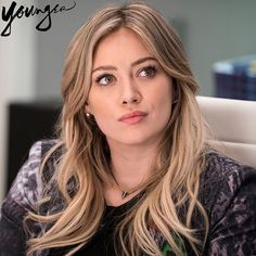 What do you think will happen to Kelsey next season? Watch Hilary Duff in latest episode of Younger on TV Land at http://www.tvland.com/shows/younger.