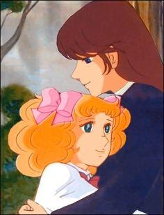 La verdad es muy manchado terry  cuando la deja por susqnq     candy es el amor de su vida y terry es el 2 amor de candy