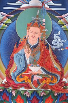 Guru Padmasambhava - www.garudashop.com