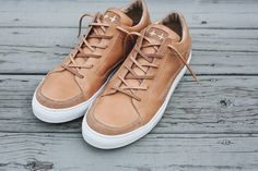 JBF Customs Unveils the Terrazzo in Vegetable Tanned Leather