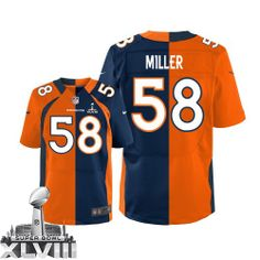 von miller authentic jersey