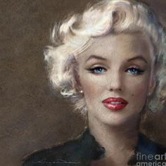 Marilyn Soft bw by Angie Braun Marilyn Monroe Stencil, Marilyn Monroe Wallpaper, Marilyn Monroe Quotes, Marilyn Monroe Painting, Pin Up, Vintage Photos Women, Realistic Paintings, Mocca, Norma Jeane