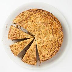 Chestnut Coffee Cake Recipe