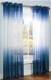 Ombre Indigo Tie & dye curtains by Ohanahomedecor on Etsy