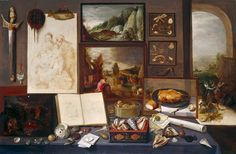 Frans Francken the Younger (1581-1642) —  Cabinet of a Collector  (853x558)