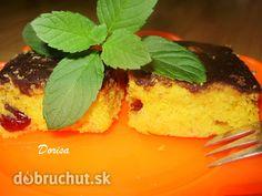 Rýchly mrkvový koláč