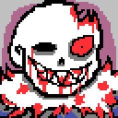 HorrorTale Sans!¡ PixArt by GodRa!