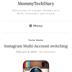 About time  #geekmom #instagram