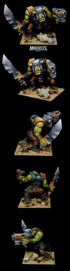 Ork Warhammer 40k
