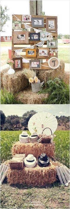 Wedding Plan---Country Wedding, part 14 – AprilDress Wedding Set Up, Farm Wedding, Chic Wedding, Rustic Wedding, Dream Wedding, Wedding Ideas, Rustic Country Wedding Decorations, Pallet Wedding, Handmade Wedding