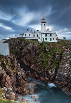 Fanad Lighthouse Cave by Stephen Emerson on 500px - Donegal, Ireland