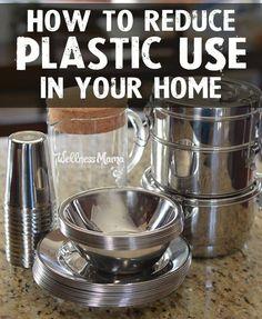 Plastic over usage