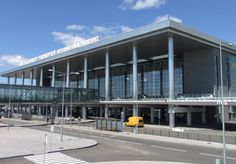 Sergei Prokofyev International Airport, in the city of Donetsk on May 6, 2014.