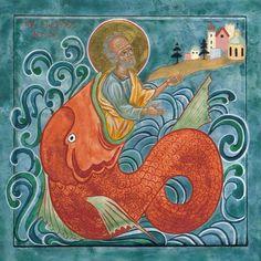 El profeta Jonás