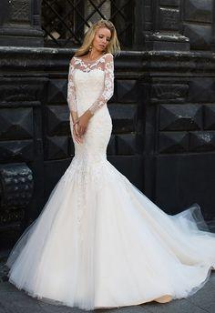 Oksana Mukha Wedding Dresses 2017 Diana