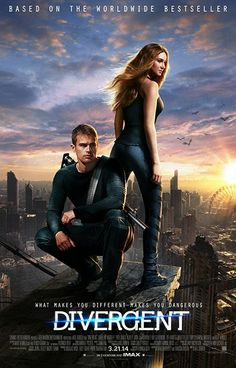 Divergent Movie Review : Beyond The Trailer | Jerry's Hollywoodland Amusement And Trailer Park