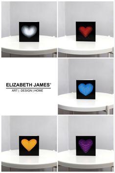 Heart Cards, Elizabeth And James, Floating Shelves, Greeting Cards, Shop, Fun, Design, Home Decor, Homemade Home Decor