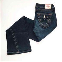 "True Religion jeans Joey flare. Excellent like-new condition! 33"" inseam True Religion Jeans Flare & Wide Leg"