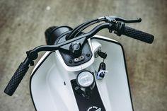 2018 Honda Super Power Cub By K-Speed | HiConsumption