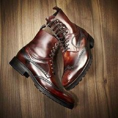 Details about Handmade Men dark antique brown lace up boots,.- Details about Handmade Men dark antique brown lace up boots, Men ankle leather boots, Men boot Handmade Ankle High Brogue Dress Boots Men Wing tip brogue ankle boots, Men boot - Mens Shoes Boots, Leather Boots, Shoe Boots, Ankle Boots, Mens Brogue Boots, Wingtip Shoes, High Boots, Dress With Boots, Dress Shoes