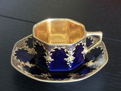 Rosenthal Germany 1920-1950 Teacup and Saucer