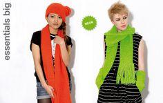 Rico Design - Bommelmütze Design Online Shop, Rico Design, Dresses, Fashion, Scarves, Tutorials, Breien, Vestidos, Moda