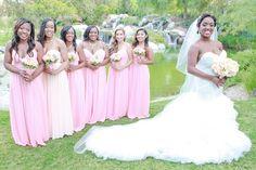 Lena & Harnell's Los Angeles Wedding - Wedding Favors Unlimited Bridal Planning & Advice Blog