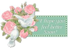 I Hope U Feel Better Soon