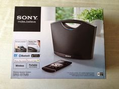 The Life's way: Product Review – Sony Wireless Speaker System – SR...