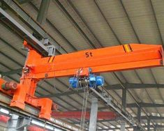 Sinoko Cranes has one of the largest and leading Jib crane manufacturers. Jib Cranes are the witch type of crane to be used in production environments since it can greatly lower workplace mishaps, reduce downtime and increase worker productivity.