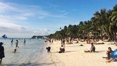 Boracay Update   Front Beach is THRIVING Boracay Island, Dolores Park, Street View, Beach, Travel, Viajes, The Beach, Beaches, Destinations