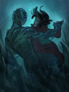 GDT's  The Shape of Water is beautiful beyond... | Rachel Thompson