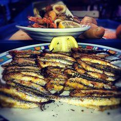 Fish dish!