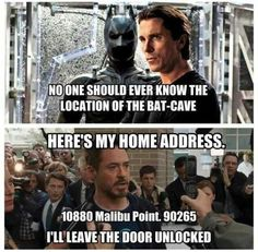 Tony Stark, y'all.